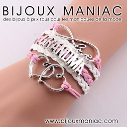 Bracelet multirang Grand-Mère