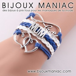 Bracelet multirang MOM