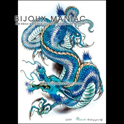 Tatoo LC817-Dragon