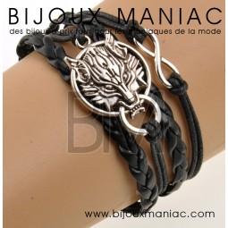 Bracelet multirang Fantasy