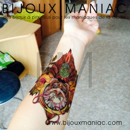 Tatoo Hibou