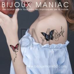 Tattoo Papillon