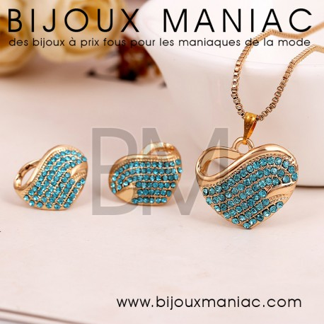 Amour turquoise