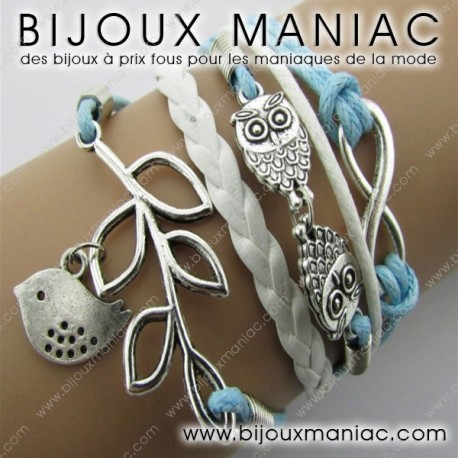 Bracelet multi-rangs