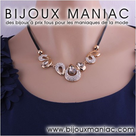 Collier glamour