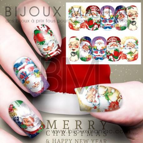 Déco ongle Noël 0034