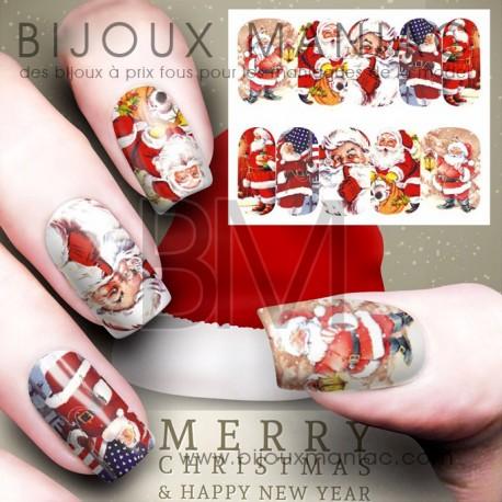 Déco ongle Noël 0035