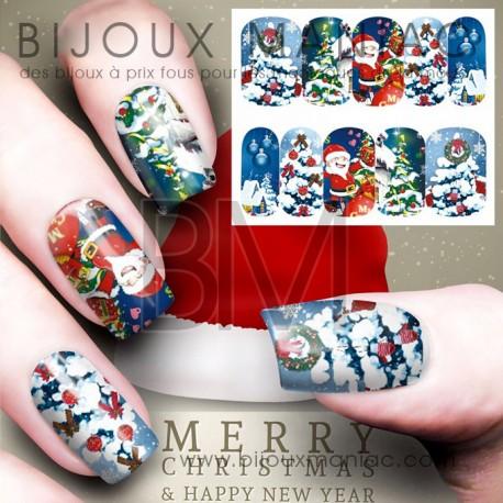 Déco ongle Noël 0032