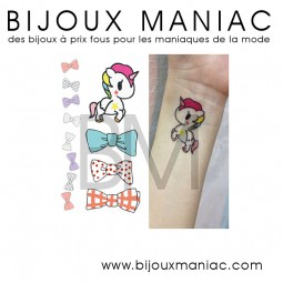 Tatoo Licorne