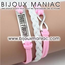 Bracelet multirang Best Infini