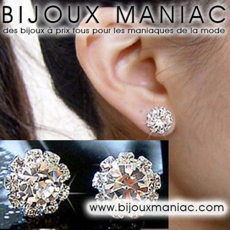 Boucle brillants