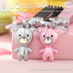 Porte-clefs, Ours luxe