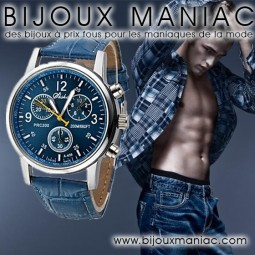 Montre Blue Sea