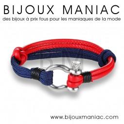 Bracelet Mousqueton