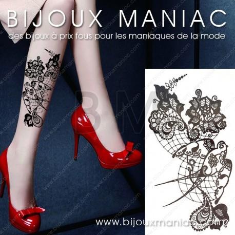 Tattoo Résille