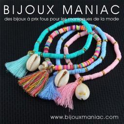 Bracelet bohème chic Cauri