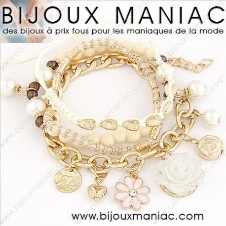 Bracelet charme