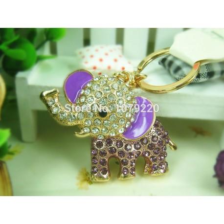 Porte-clefs Elephant