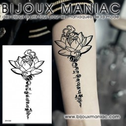 Tatoo ZW-036-Lotus