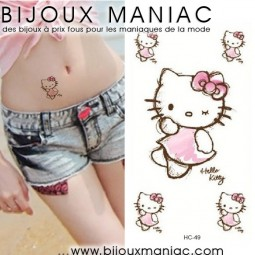 Tatoo HC49-Kitty
