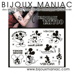 Tatoo Mickey